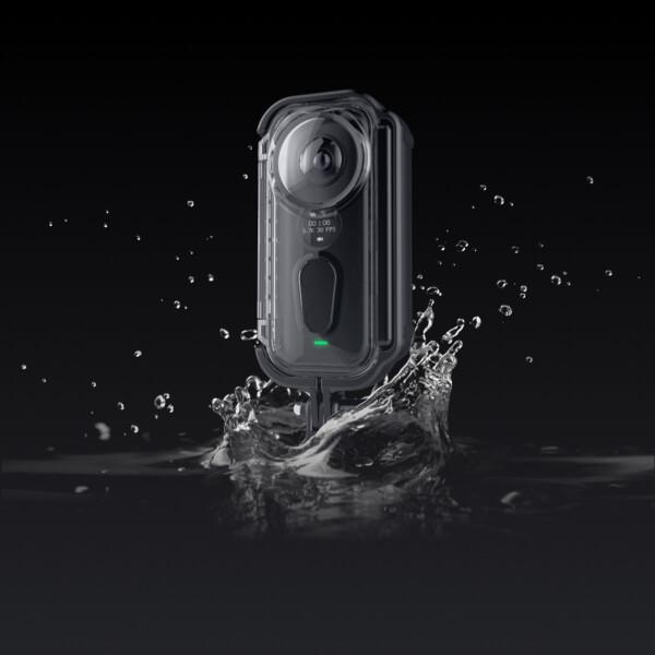 Vodotesné puzdro pre Insta360 One X