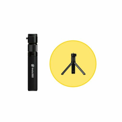 Insta360 Bullet + invisible selfie stick