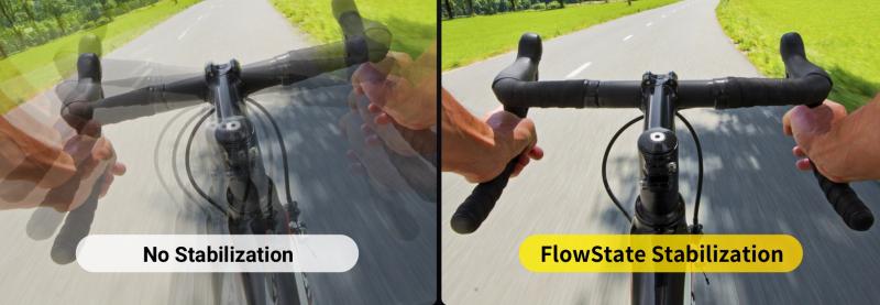 Insta360 One X FlowState stabilizácia