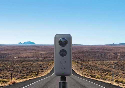 Insta360 kamery