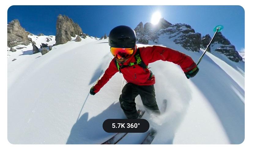 360 stupnova akcna kamera